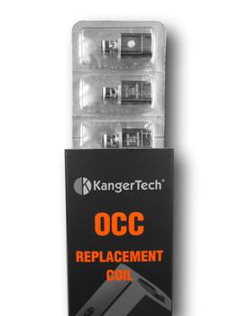 Kanger Subtank Mini OCC Replacements. Single Coil.