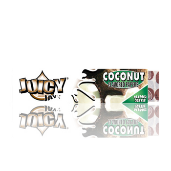 JUICY JAYS COCONUT KING SIZE