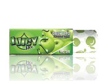 JUICY JAYS ROLLS - GREEN APPLE