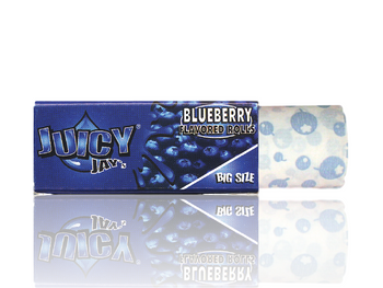 JUICY JAYS ROLLS - BLUEBERRY