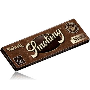 SMOKING BROWN 1 1/4