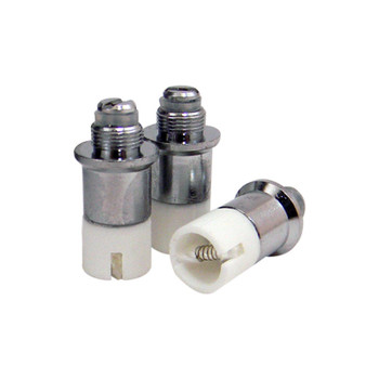 Wulf Mods Ceramic Atomizers. 3 Pack of replacement atomizers.