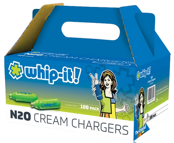 WHIP IT REPLACEMENT CHARGER X 100