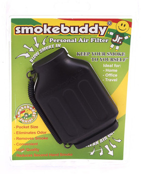 The Smoke Buddy Jr. Smaller, but just as effective!