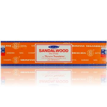 SATYA SANDALWOOD - 15G