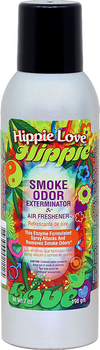 7OZ HIPPIE LOVE SMOKE ODOR EXTERMINATOR SPRAY