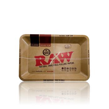 RAW ROLLING TRAY MINI 18cm x 12.5cm x 0.2cm