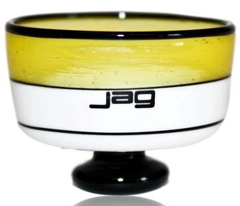"JAG 1.5"" DECO SERIES DISH"