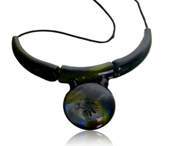 ANNEALED INNOVATIONS - SPACED HORN PENDANT