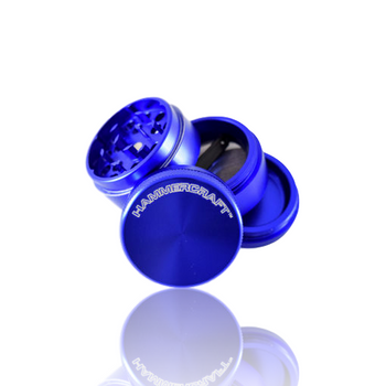 "HAMMERCRAFT 1.5"" COLOUR MINI 4 PIECE GRINDER / POLLINATOR"