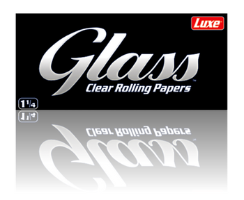 GLASS CELLULOSE PAPERS 1 1/4 - 50 PAPERS/PACK
