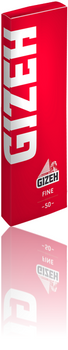 GIZEH REGULAR EXTRA FINE PAPERS - SINGLE WIDE