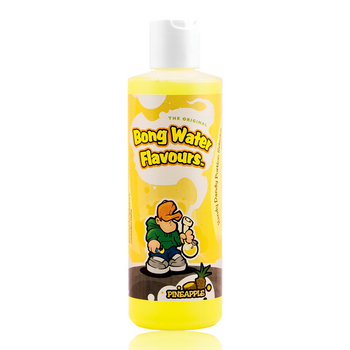 PINEAPPLE FLAVORED BONG WATER FLAVORS 8 OZ