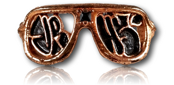 Kuhns / Voorhees - Electroformed 3D Glasses.