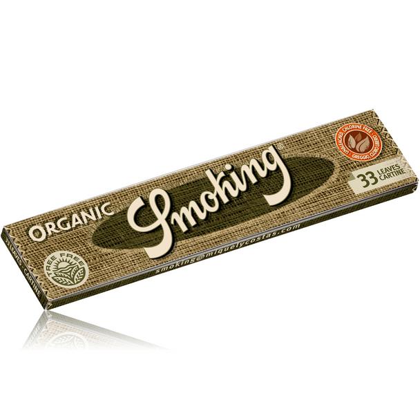 SMOKING ORGANIC KING SIZE