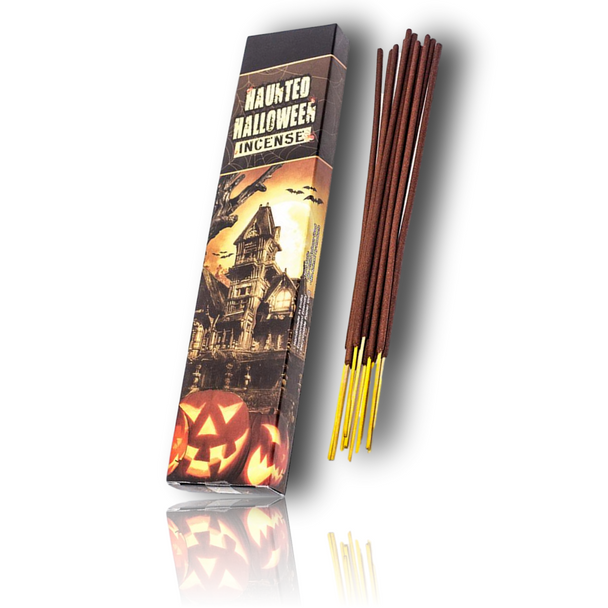 Haunted Halloween Incense - 15g Box. Ooh! Spooky!