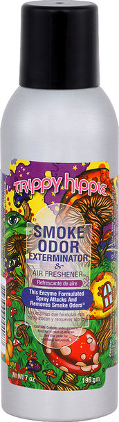 7OZ TRIPPY HIPPIE SMOKE ODOR EXTERMINATOR SPRAY