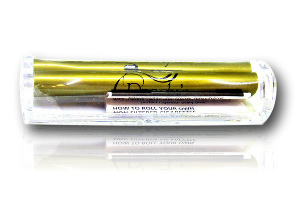 Randy's Brand - 110mm (King Size) Rolling Machine. Rolls your Single, 1 1/4 up to King Size papers.
