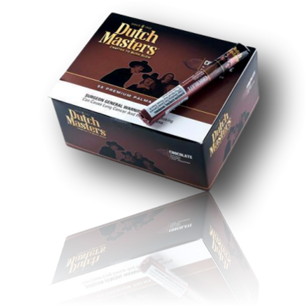 Dutch Masters - Chocolate Flavor - Single Cigar. The ultimate old-school blunt paper! These *are* your grandma's blunt wraps!