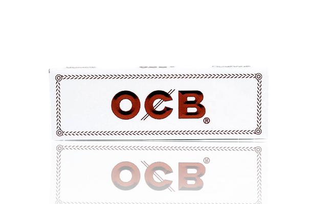 OCB WHITE 1 1/4