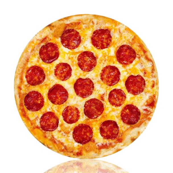 "11"" MY DAB MAT - PEPPERONI PIZZA"