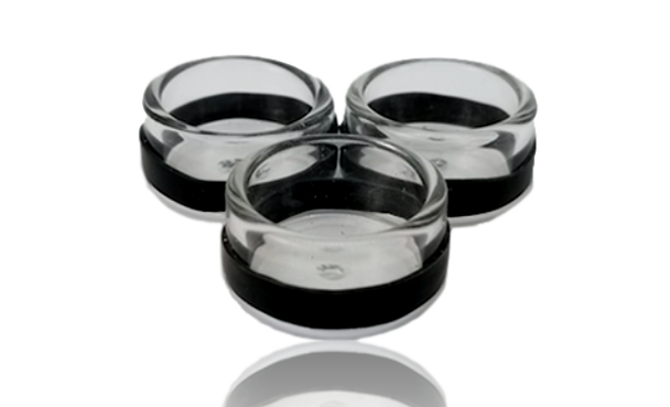 WOLF GRINDERS REPLACEMENT BOWL - PACK OF 3