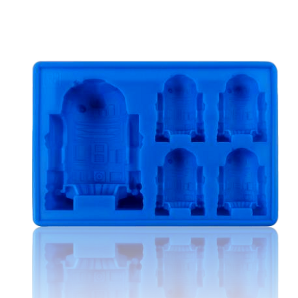 DOPE MOLDS R2D2 SILICONE MOLD