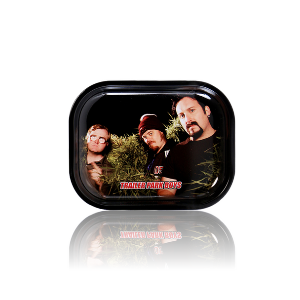 "TRAILER PARK BOYS ""CLIPPINGS"" ROLLING TRAY 7"" x 5.5"""