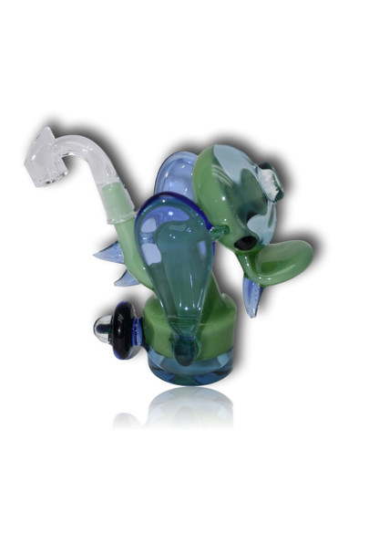 """Ryno Glass 3"""" Mini Duck A.K.A. Sprout! 10mm Joint."""