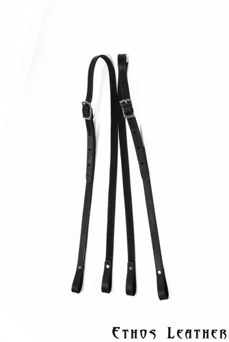 Leather Braces - Suspenders