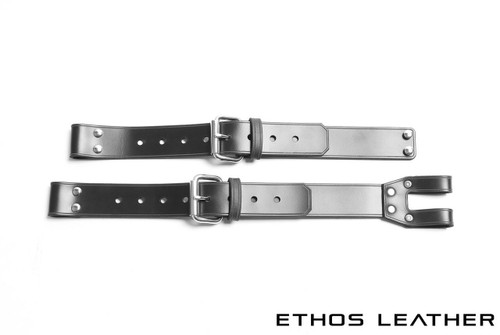 Bulldog Harness Straps for Chastity Jock