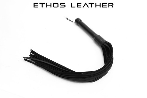 Oily Cowhide Floggers