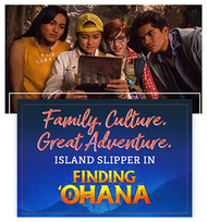 Island Slipper Featured in Finding 'Ohana on Netflix