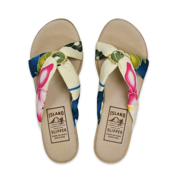 Fabric Slide Platform Tropical