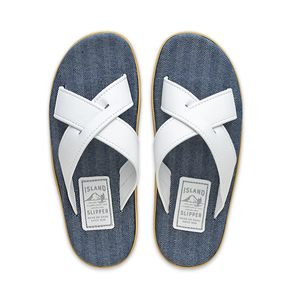 Classic Slide with Fabric Insole