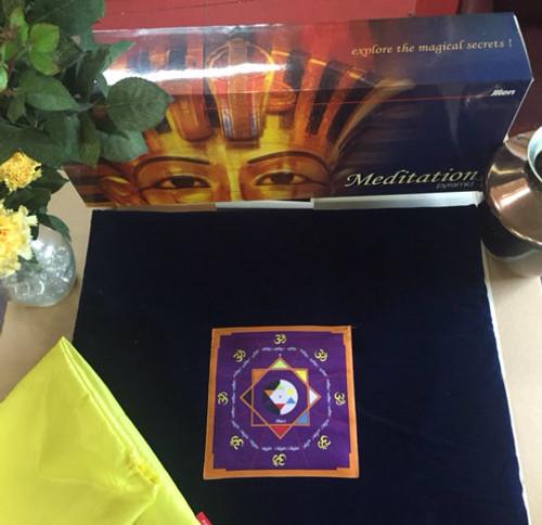 Meditation seat-achieve perfect state of meditation