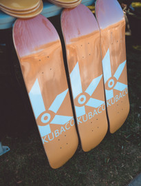 Kubaco sunset deck - limited edition