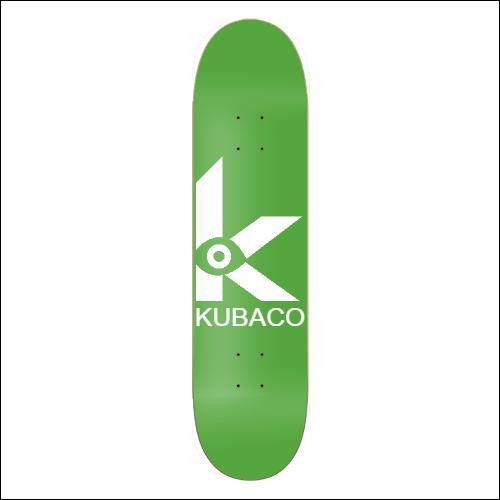Kubaco deck - army green
