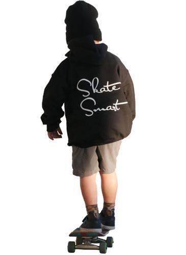Skate Smart Hoodie - kids