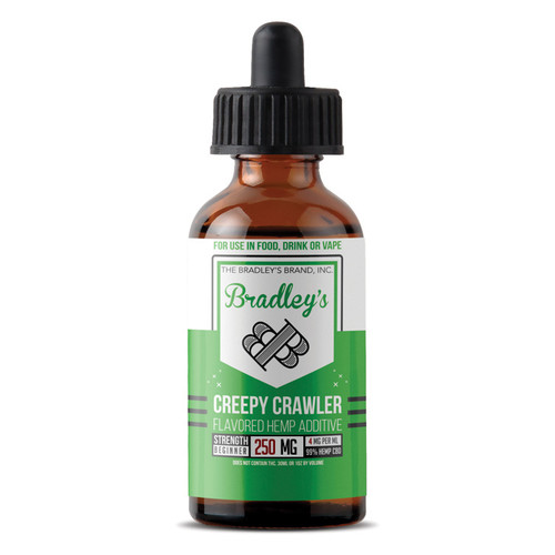 Bradley's CBD - Creepy Crawler 30ml 8.3mg/ml 250mg