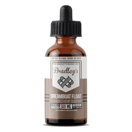 Bradley's CBD - Dreamboat Float 30ml 16.6mg/ml 500mg