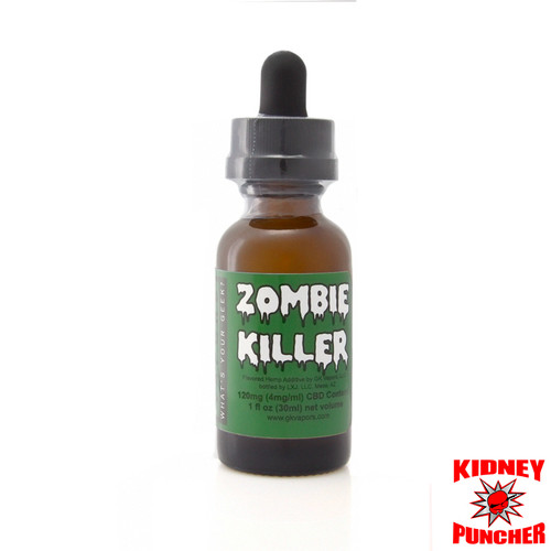 GK CBD - Zombie Killer 30ml 4mg/ml 120mg
