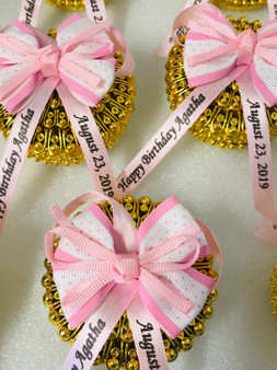 Personalized Gold Trinkets