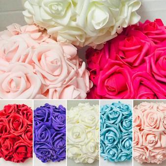 Rose Petal Flower balls
