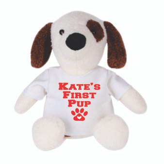 Personalized Plush stuffed Animal