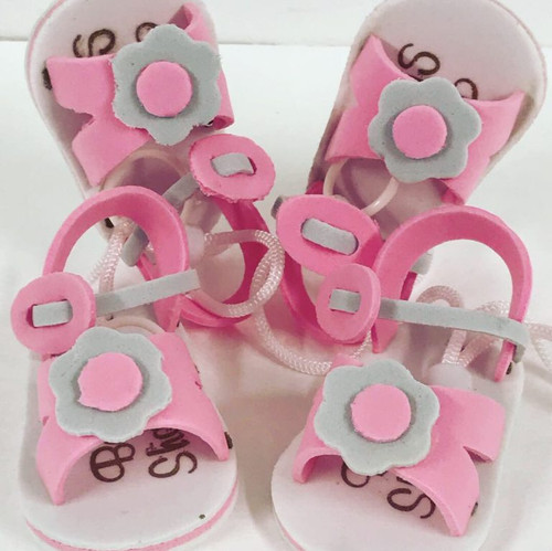 Baby shower Mini Sandals