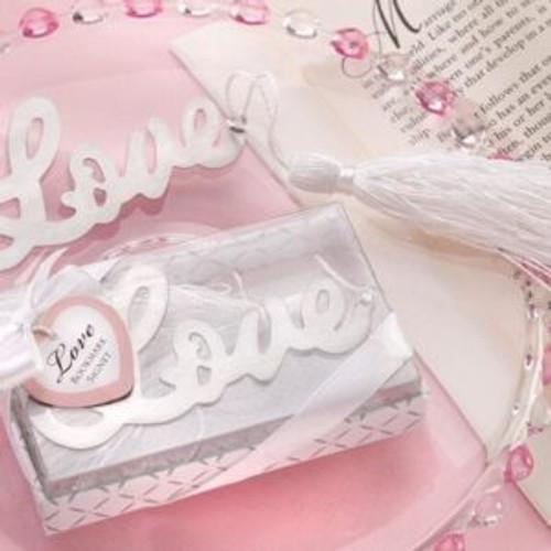 Favor Love Bookmarks