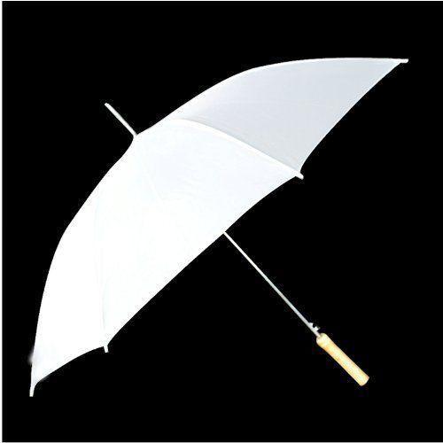 White Large Wedding Umbrella