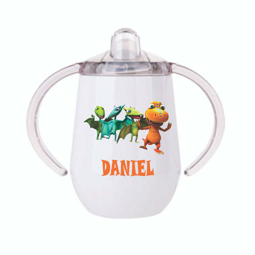 Personalized Stainless steel Sippy Cup