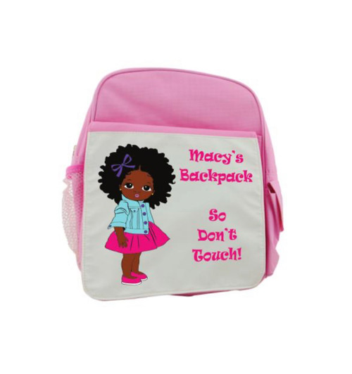 Personalized kids Back pack
